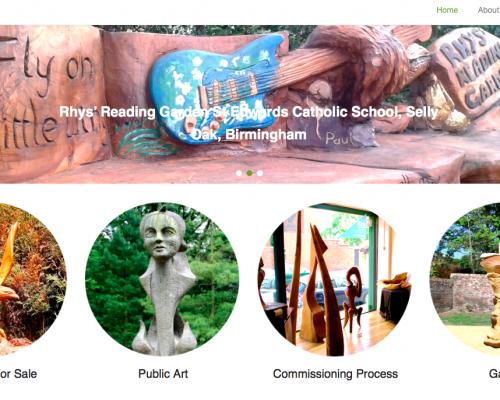 Graham Jones Website